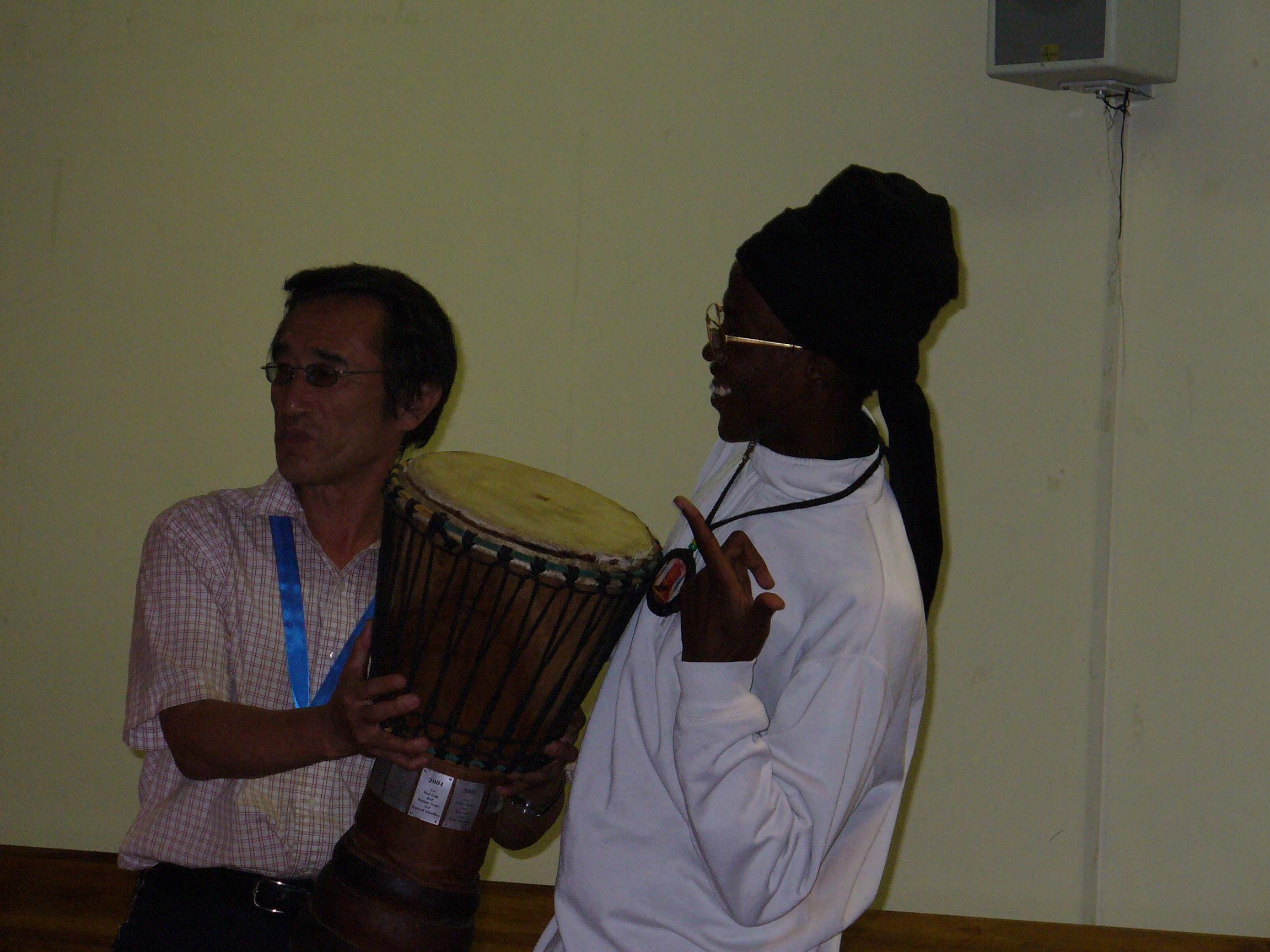 African Oza 2006 Dalene Pic 44