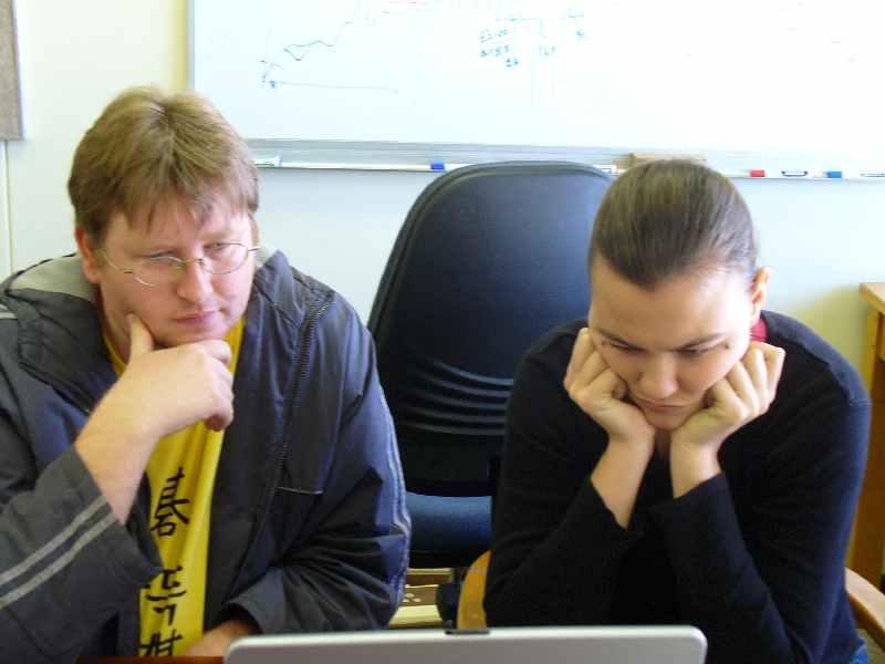 01 Steve Kroon & Christina Auret in Stellenbosch