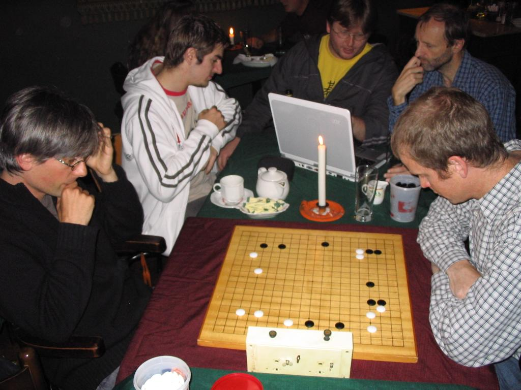 2006 WC Meijin Title Game 1 - pic3