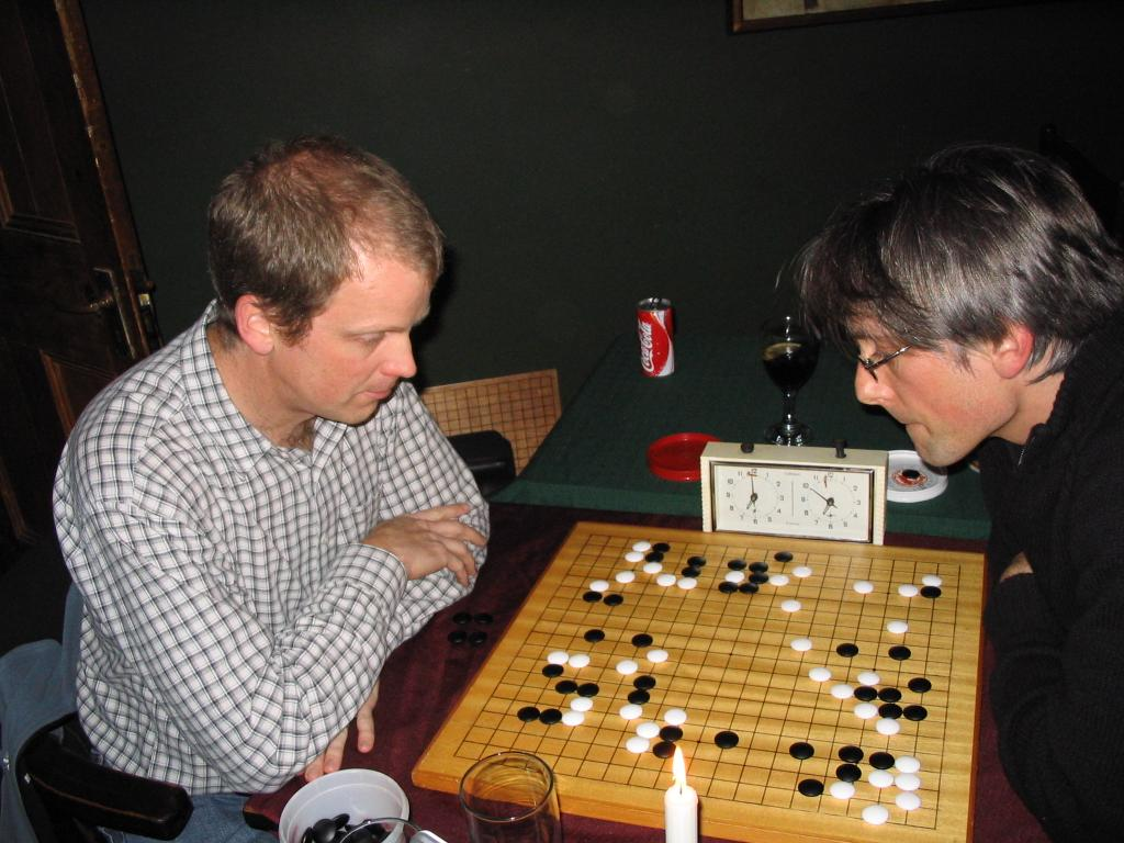 2006 WC Meijin Title Game 1 - pic7